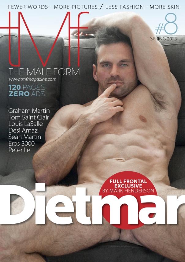 Dietmar Pichler for tmf Magazine